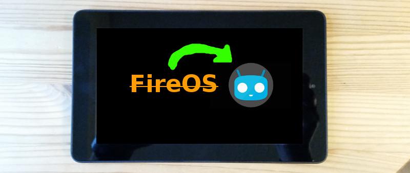 FireOS 2 Cyanogenmod